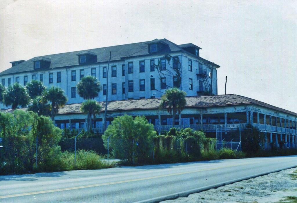 Ormond Beach Florida Ormond Hotel Demolished Histori