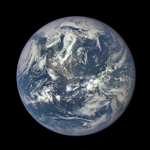 "An ""EPIC"" View of Earth 