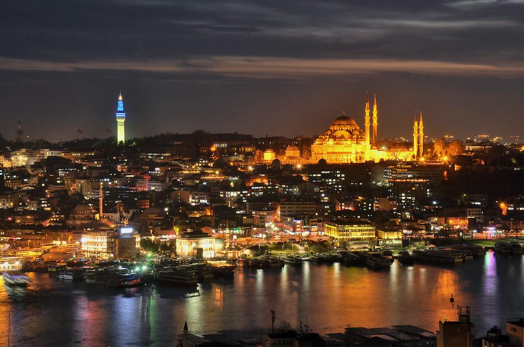Süleymaniye Mosque  Commissioned by Süleyman I, known as ...