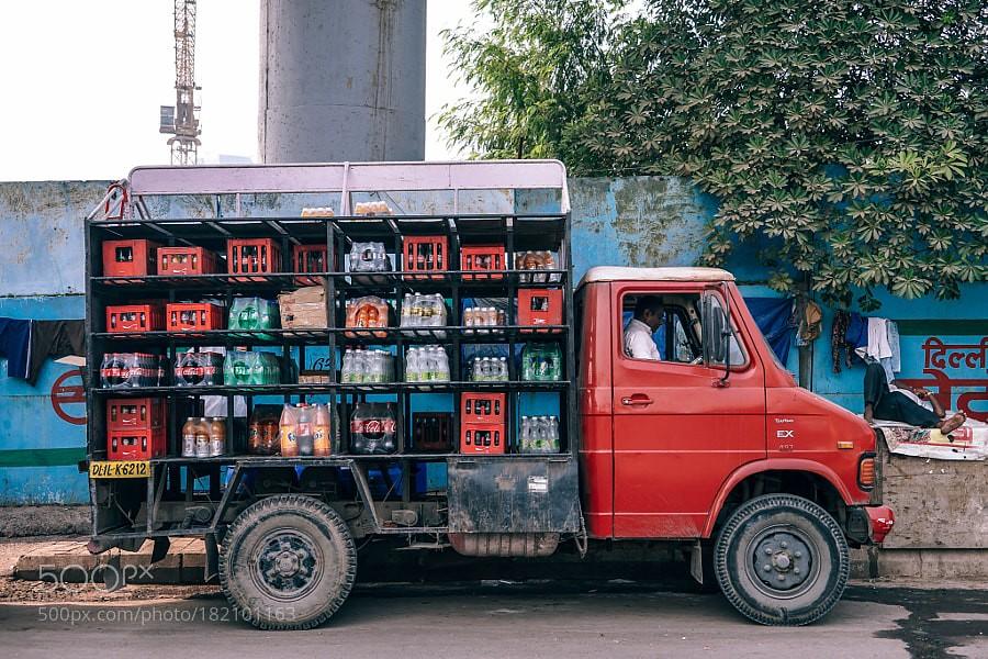 transportation Asian indian