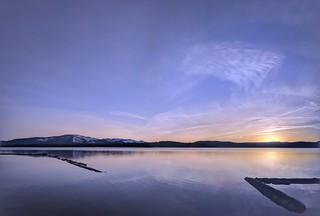 Lake Almanor Sunset
