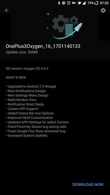 OxygenOS 4.0.2