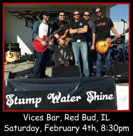 Stump Water Shine 2-4-17