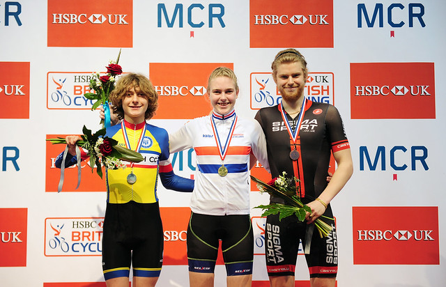 HSBC UK National Track Championships - day two