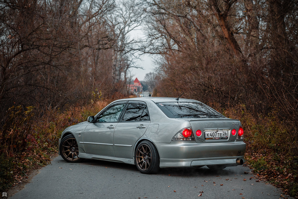 ... Toyota Altezza | XXR Rims | By 42Cars