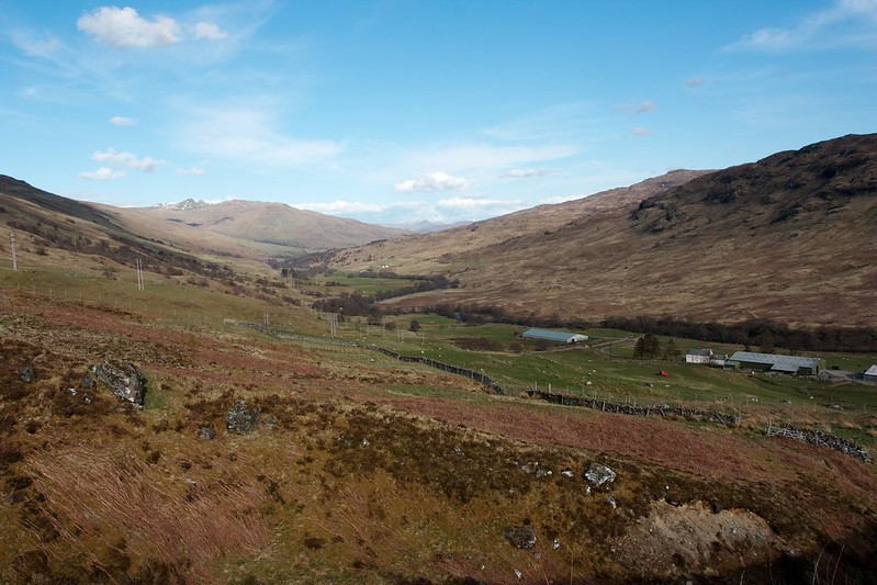 Glen Lochay and Kenknock Farm
