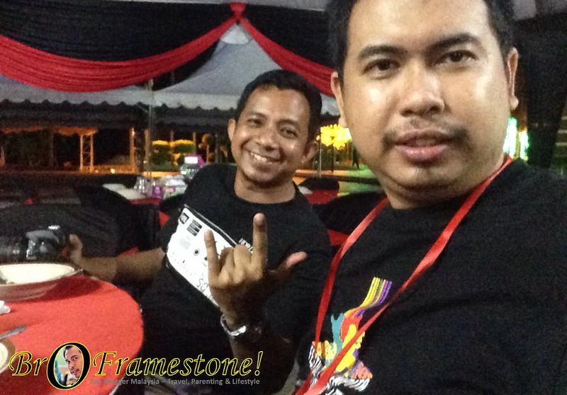 Event Blogger di Dataran Segamat