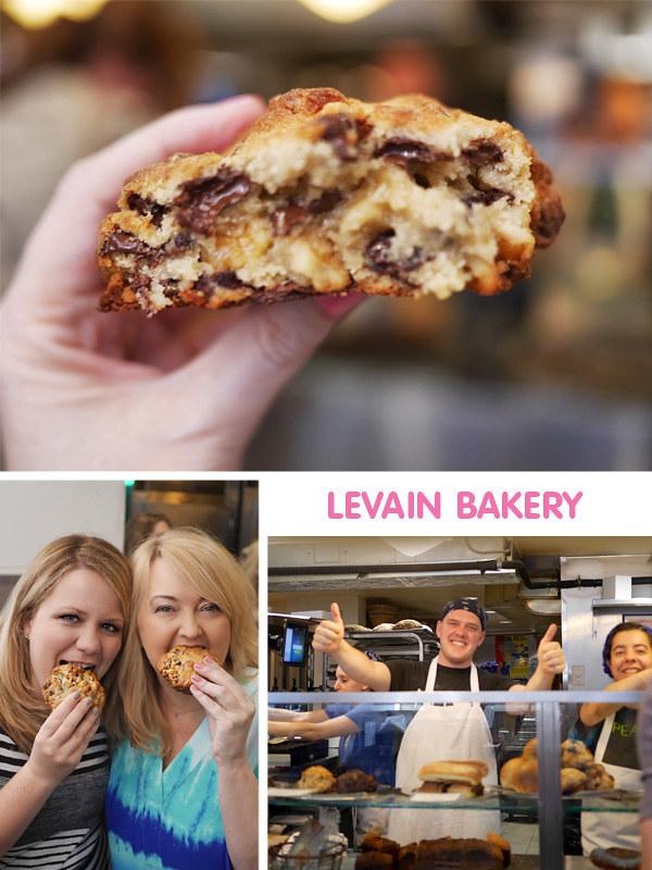 Levain Bakery NY
