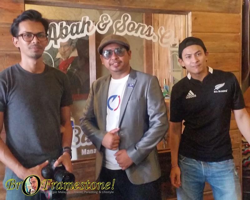 Belakang Tabir Shooting Blogr Pilihan BRO - Blog Retis Official