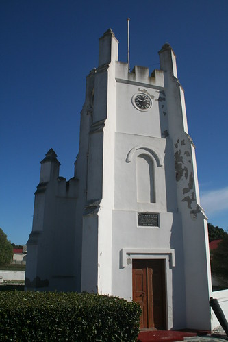 Anglican Church on Robben Island