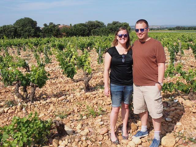 Châteauneuf-du-Pape vineyard
