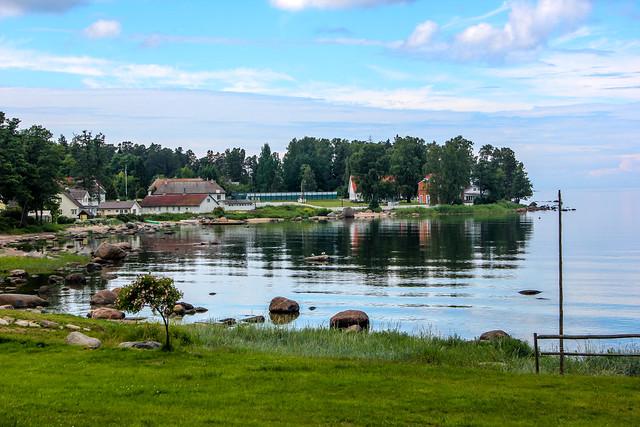 Parque nacional de Lahemaa en Estonia