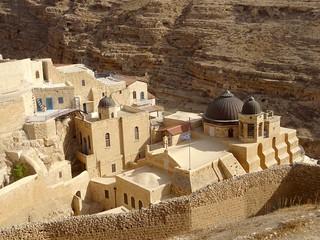 Grieks orthodox klooster Mar Saba