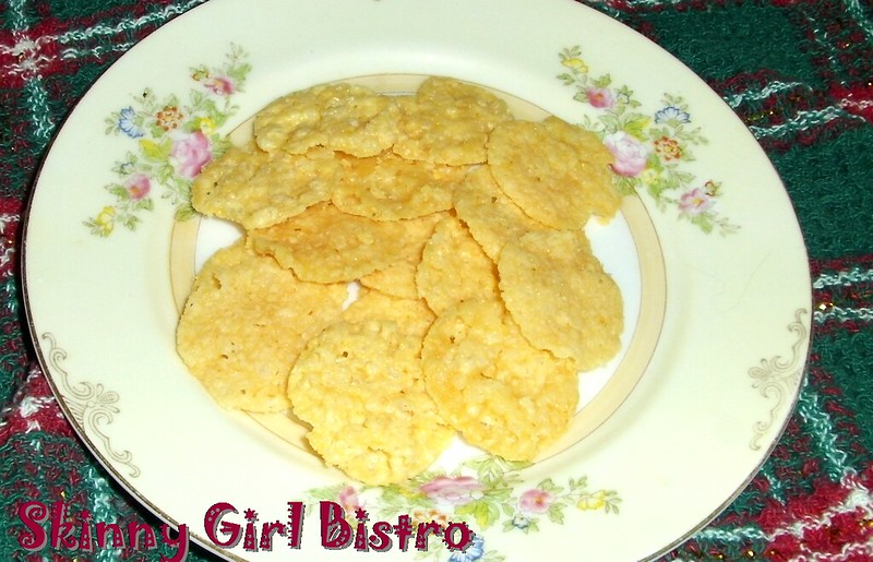 Product Review Parmcrisps Skinny Girl Bistro