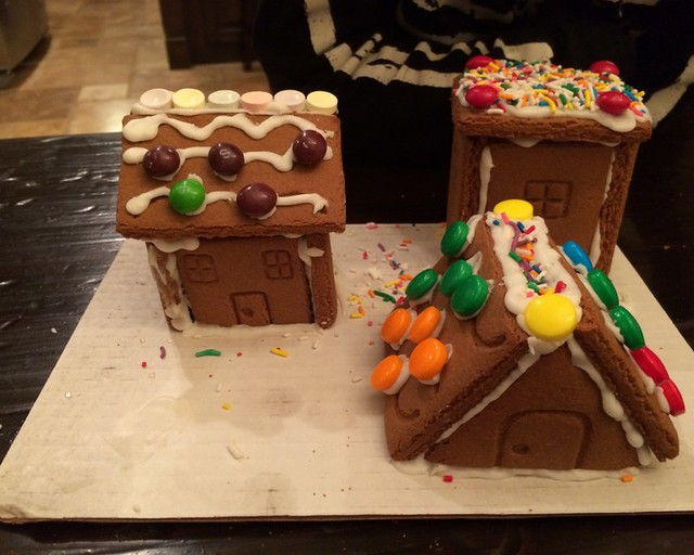 Gingerbread House 2014_12