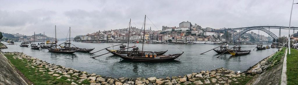PB120080 Pano Oporto Panos Oporto Portugal