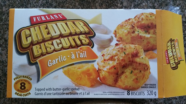 Furlani Garlic Cheddar Biscuits