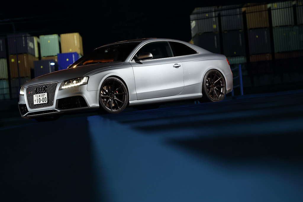 Audi Rs5 On Tsw Rotary Forged Watkins Flickr