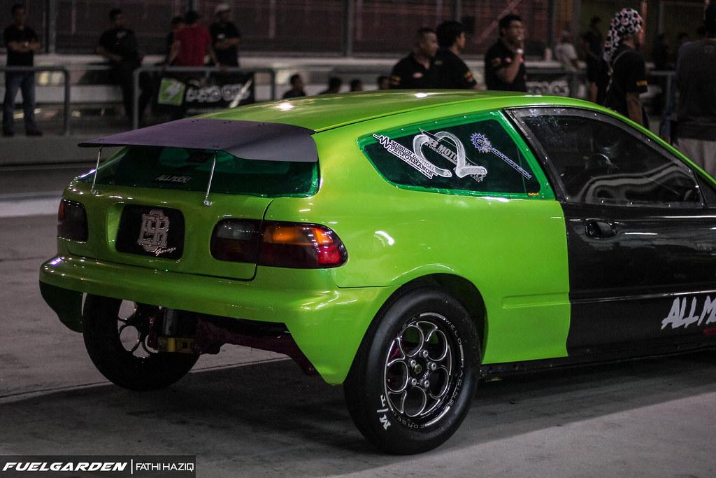 Honda Civic Forum >> ESR Garage Honda Civic EG | Sepang Drag Battle Round 2 2015.… | Flickr