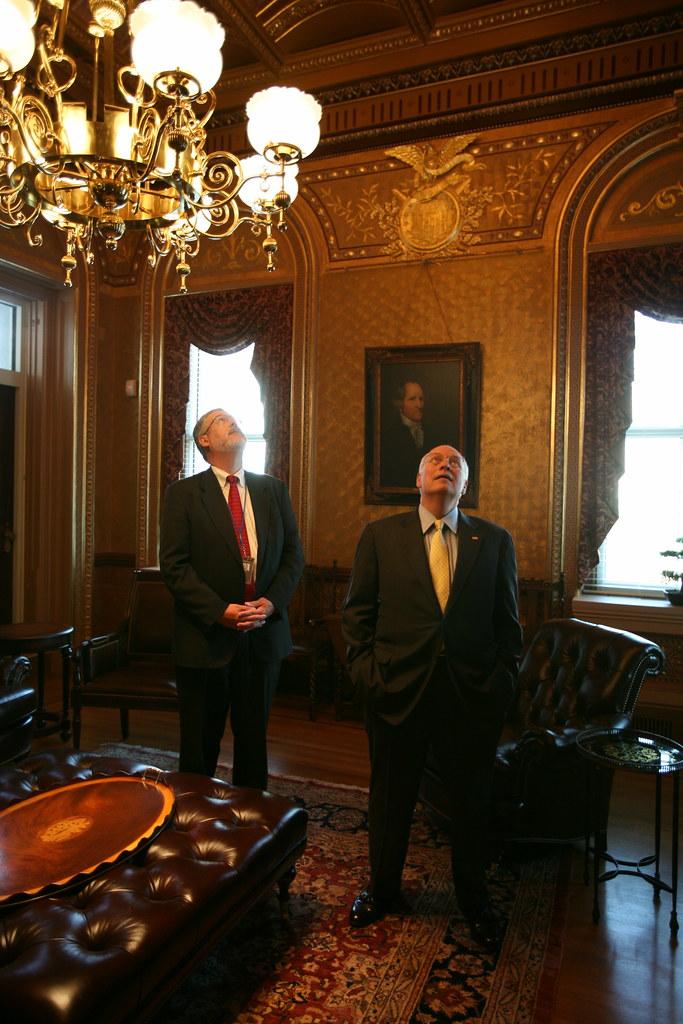 Bush Executive Desk