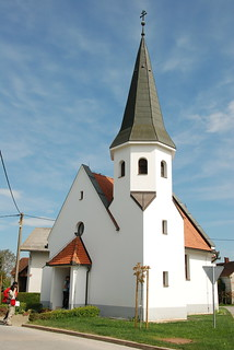 Ivanci Church exterior
