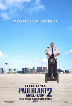Cớm Mập Las Vegas - Paul Blart: Mall Cop 2(2015)