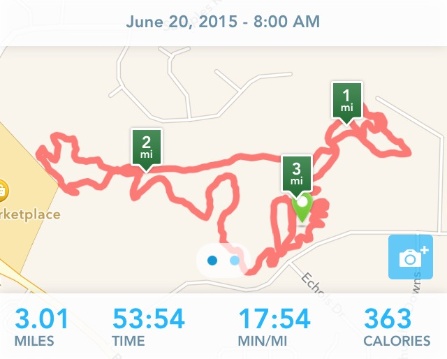 Haw Creek Trail Run