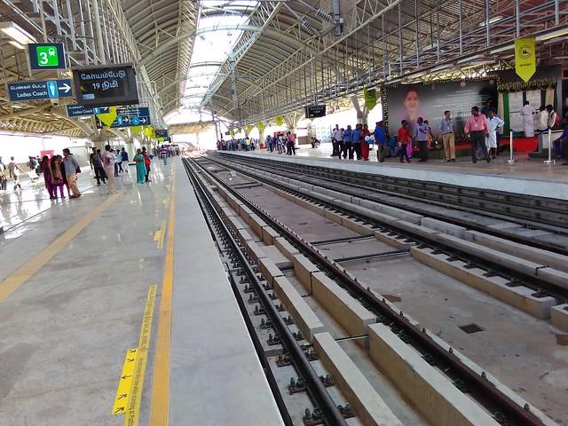 Chennai-Metro-Track-Alandur-Station