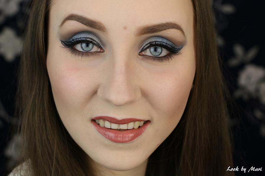 5 sinisten silmien meikki meikkaus meikkaaminen sopivat sävyt ideoita tutoriaali meikki ideat