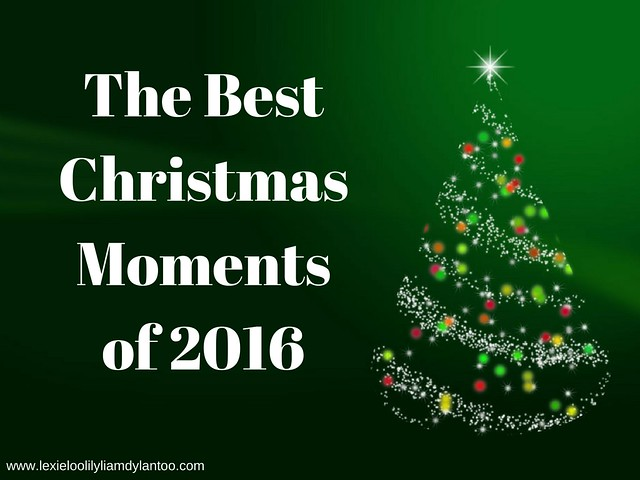 The Best Christmas Moments of 2016