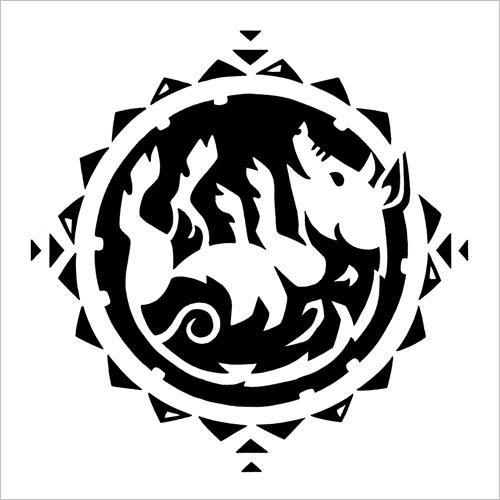 Chinese Zodiac: Pig / Китайский зодиак: свинья