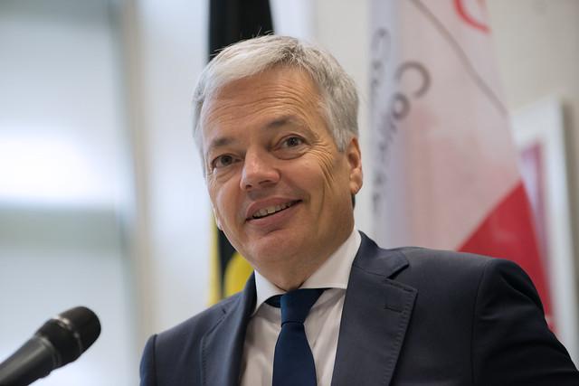 Discours de M. Didier REYNDERS, Vice-Premier Ministre et Ministre des Affaires étrangères et européennes de la Belgique.le 21 février 2017
