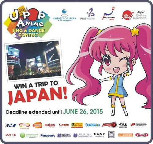 2015 J-Pop Anime Singing Contest
