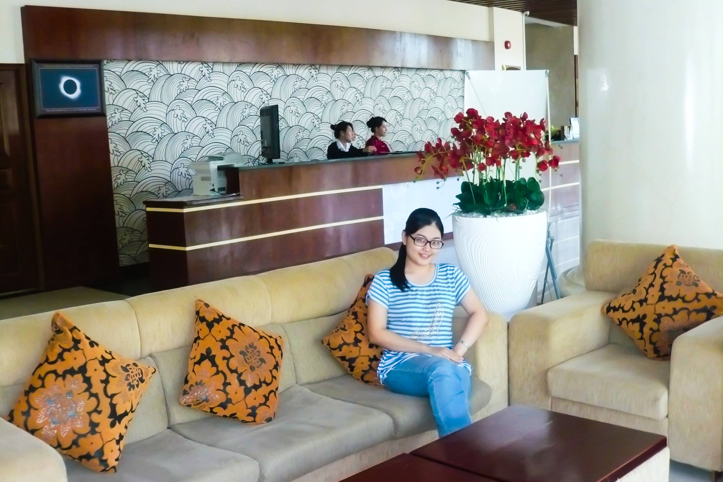 'Park Diamond' hotel.
