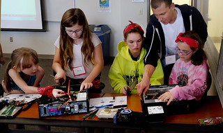 Girl Tech 2015 | by Illinois Springfield