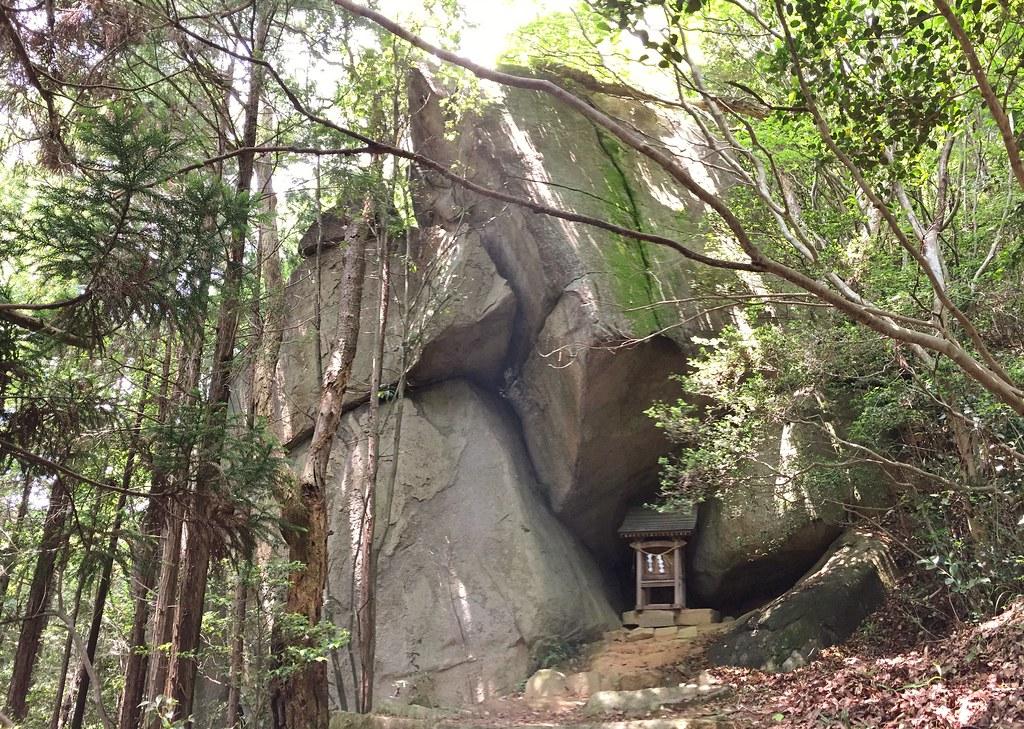 穴門山神社(倉敷市真備町)14