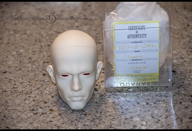 uranus head