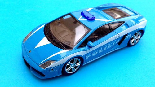 Welly 1:43 - Lamborghini Gallardo Polizia