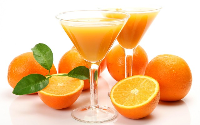 Phòng bệnh sỏi mật chỉ bằng 1 trái cam mỗi ngày