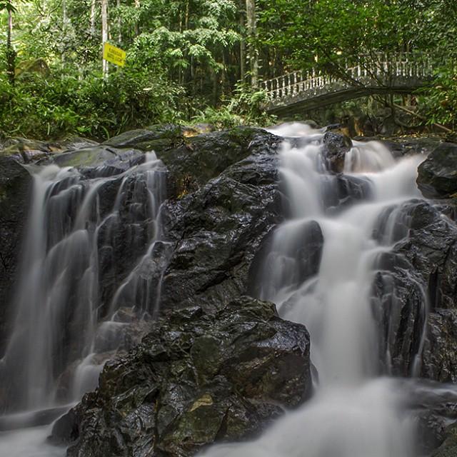 Waterfall Malaysia Selangor Selangor Malaysia Photo