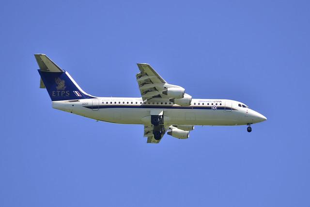 QQ101 BAe 146 (Gauntlet 80)