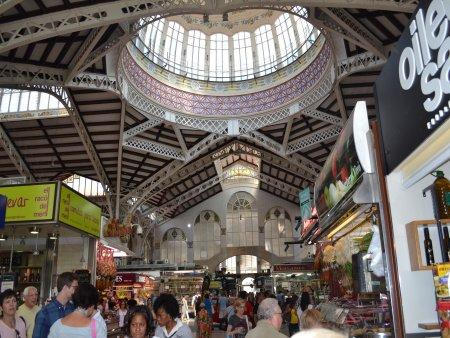 piata centrala 3 obiective turistice valencia