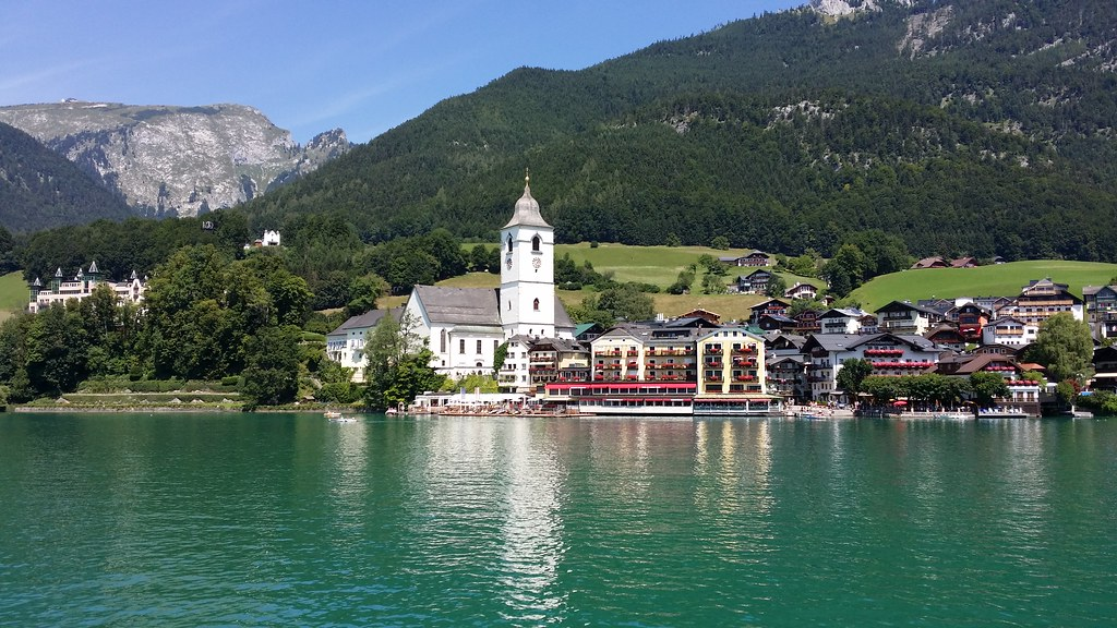 Top 10 Most Beautiful Towns In Austria, Charming Austria Towns, Image result for St. Wolfgang