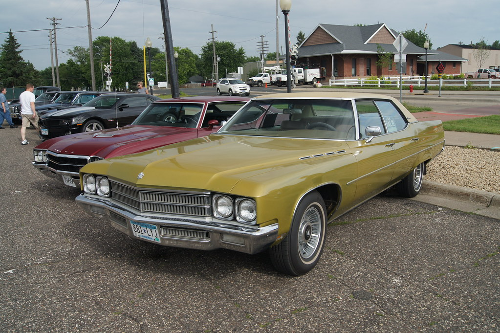 Car Show 2015 >> 1971 Buick Electra 225 | HISTORIC DOWNTOWN HASTINGS CRUISE-I… | Flickr