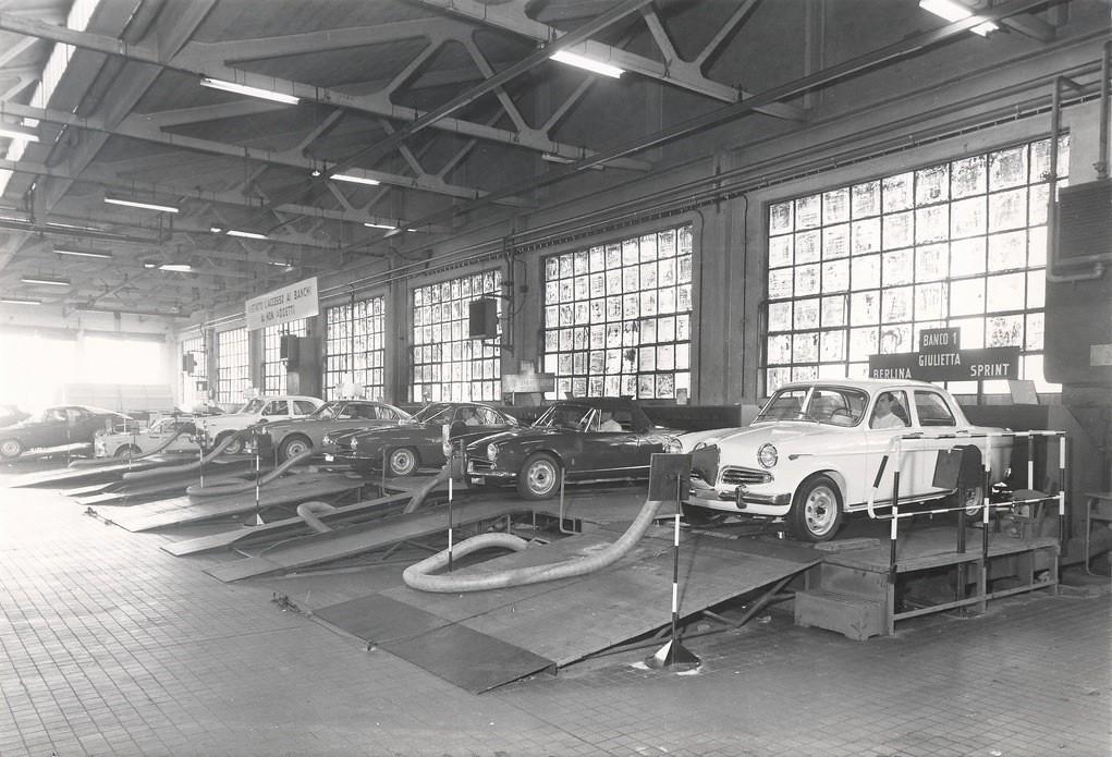 Alfa Romeo Factory Testing The New Models Boybentley Flickr