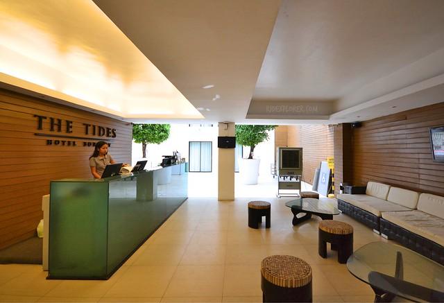 tides hotel boracay lobby