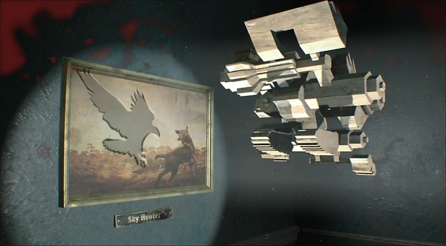 Resident Evil 7 - Projector Puzzle