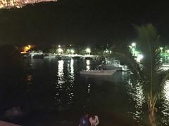 136 - Blick auf den Hafen von Los Melones - Restaurant Mare Nuestro