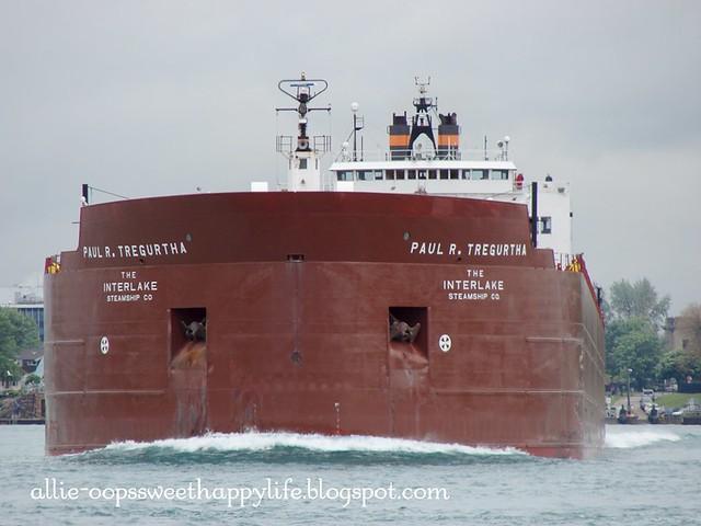 port huron mi freighters
