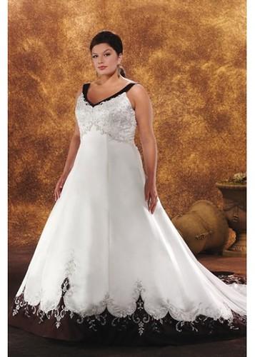 Super plus size wedding dresses via gown ideas blog ift for Super plus size wedding dresses